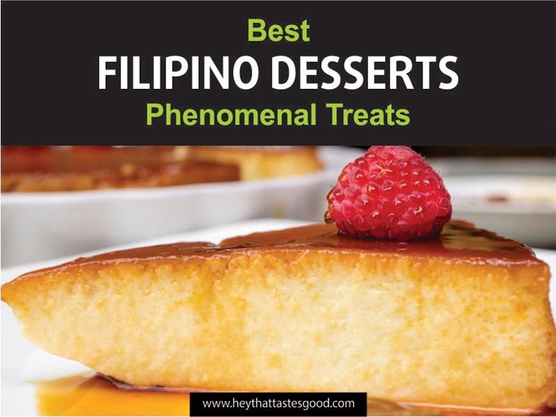Best Filipino Desserts