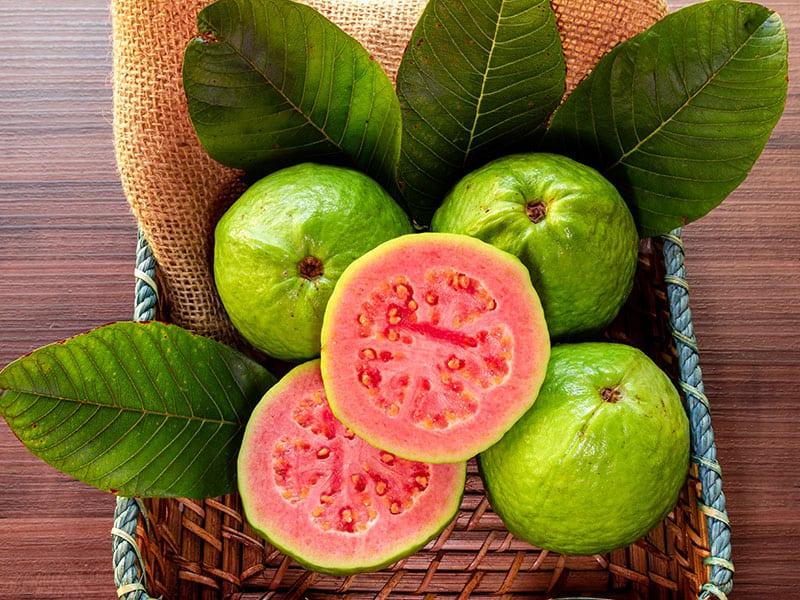 Guava Nutritional Fruit