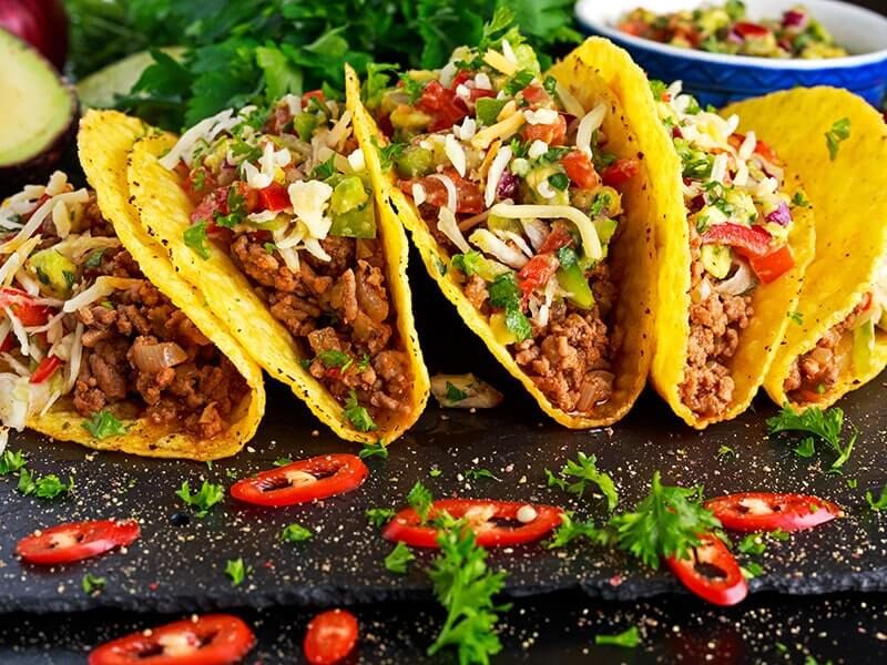 Best Leftover Taco Meat