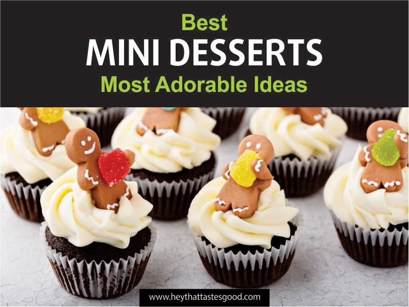 Best Mini Desserts