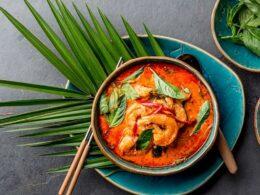 Thai Shrimps